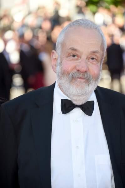 Mike Leigh, le réalisateur de Mr Turner