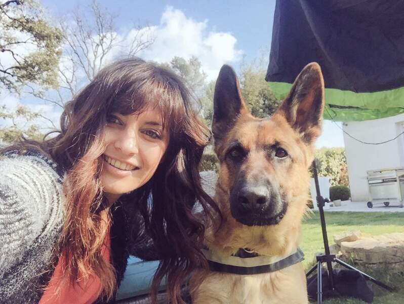 Laetitia Milot fera partie de La Belle Histoire, une pastille de TF1 où les stars parlent de leurs animaux