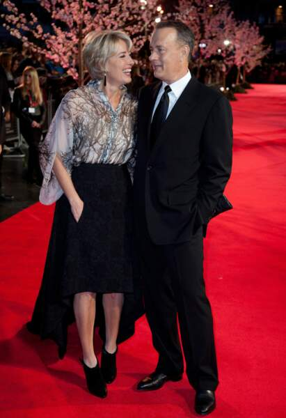 Emma Thompson et Tom Hanks, complices