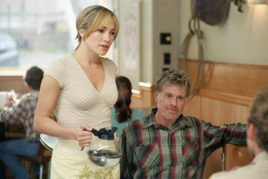 Jennifer Lopez et Robert Redford dans Une vie inachevée (2003)