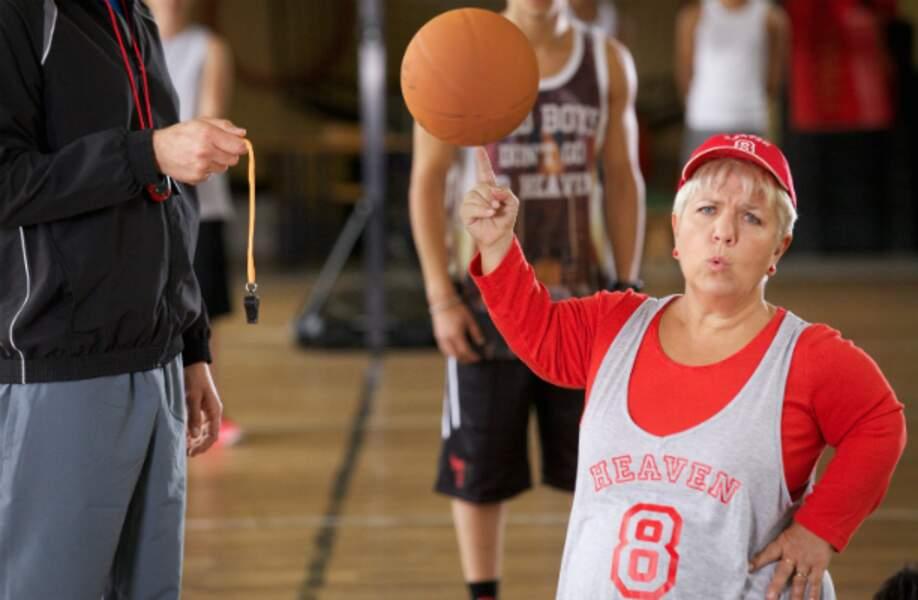 Joséphine, la basketteuse