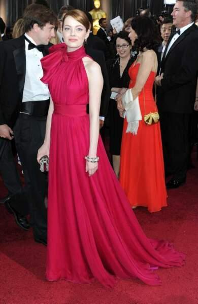 5) Emma Stone