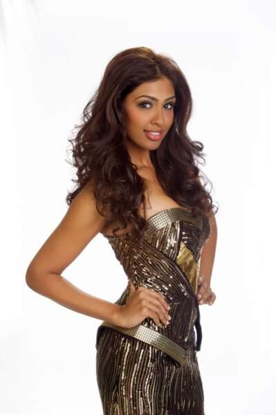 Sabrina Beneett, Miss Malaisie 2014