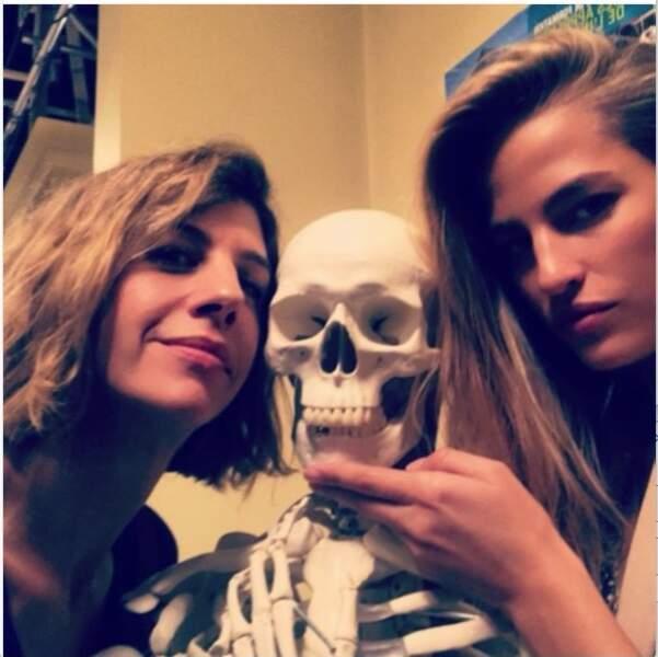 Rien ne se mettra entre les sœurs Lazzari. A part peut-être un squelette !