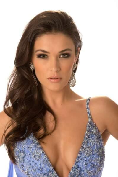 Miss Kosovo (Diana Avdiu)