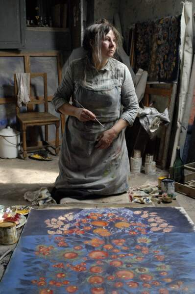 Yolande Moreau dans Séraphine (2008)