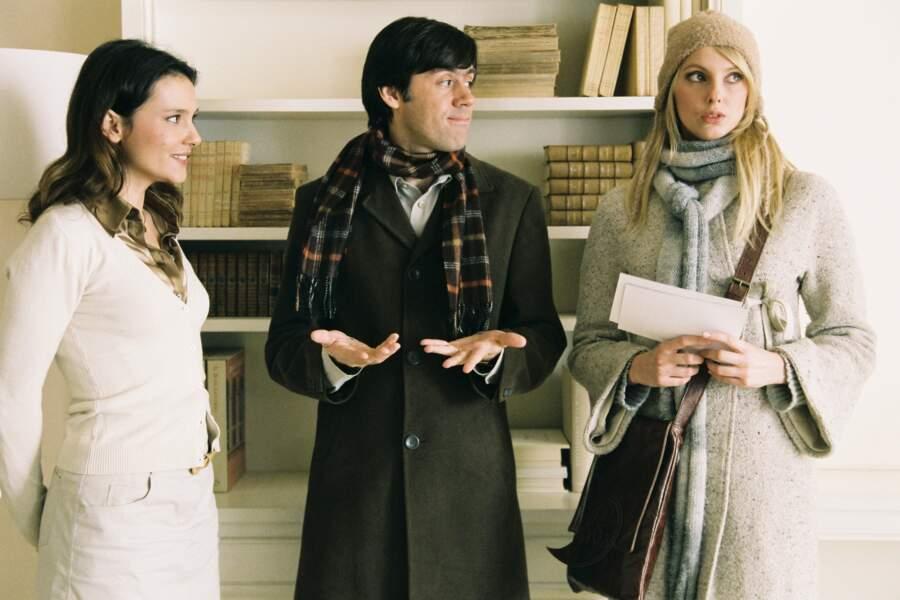 Un baiser s'il vous plait (2007) : nouvelle comédie romantique avec Emmanuel Mouret (et Virginie Efira)