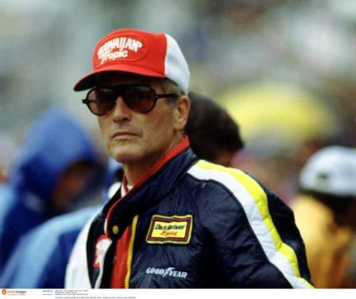 Paul Newman a également monté une écurie de course