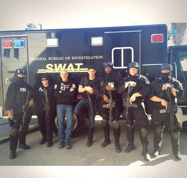 Et aussi en mode SWAT Team