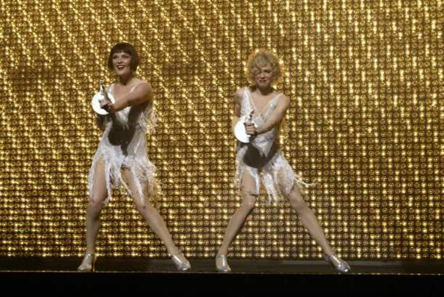 Elle danse avec Renée Zellweger dans Chicago