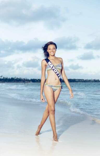 Miss Mayotte : Ludy Langlade