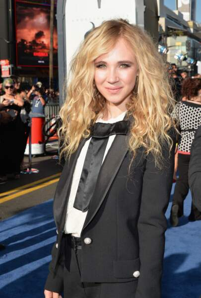 L'actrice Juno Temple