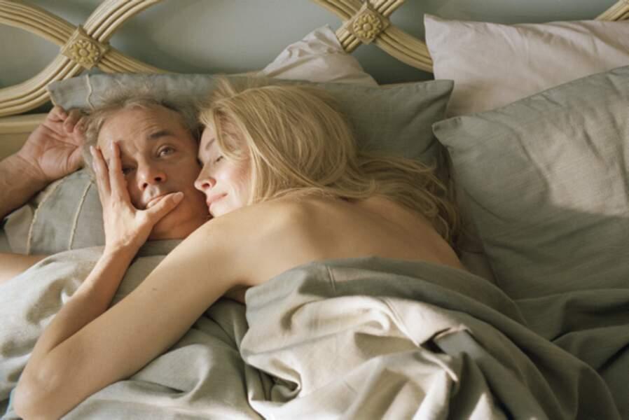 Avec Bill Murray dans Broken Flowers