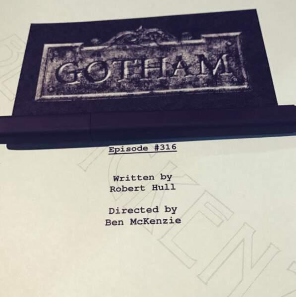 L'acteur Ben McKenzie réalise d'ailleurs ce nouvel épisode