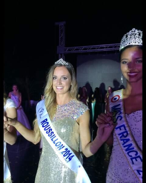 Miss Roussillon 2014 est Sheana Vila Real