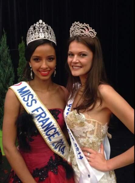 Janyce Guillot est Miss Bourgogne 2014