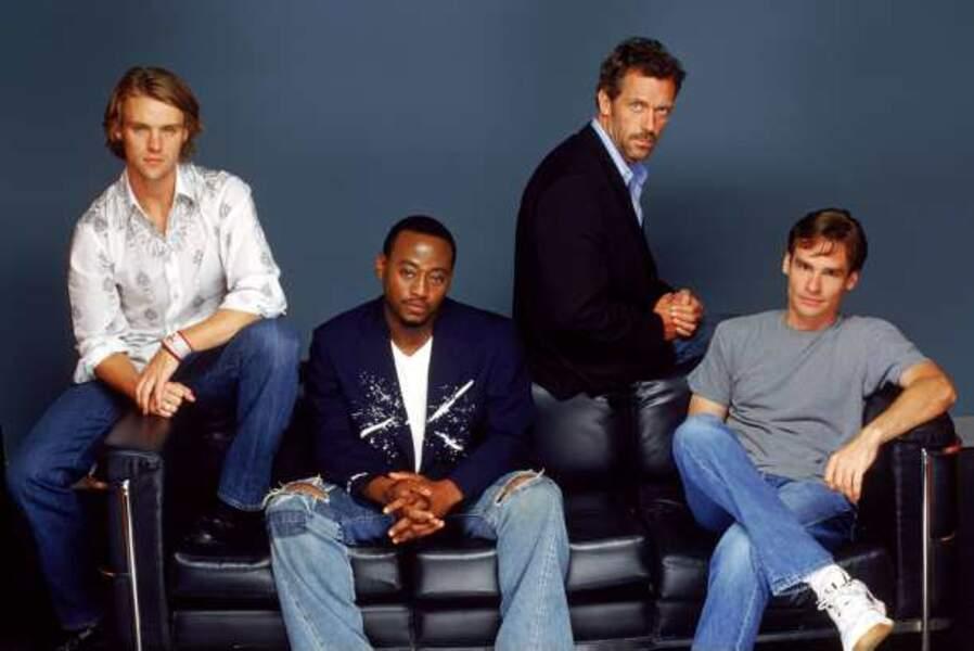 Chase, Foreman et Wilson, les fidèles... (saison 1)