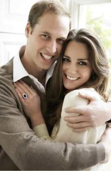 Kate et William, une love story idéale