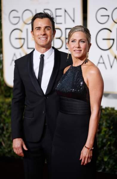 Justin Theroux et Jennifer Aniston