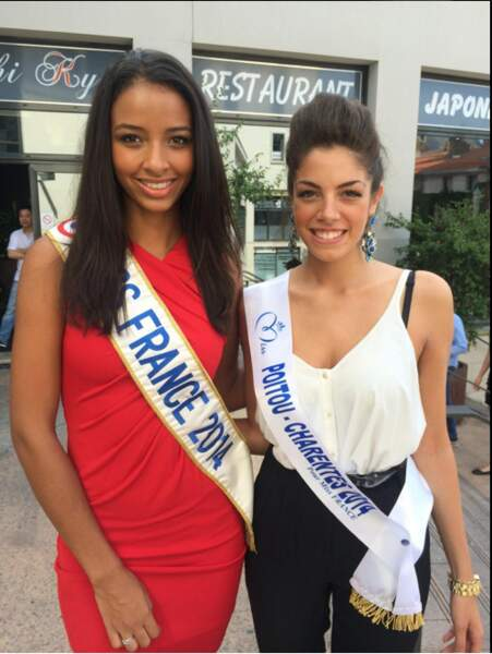Miss Poitou-Charentes 2014 est Mathilde Hubert