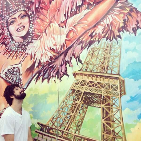 Miguel Angel Munoz a découvert l'art à la française