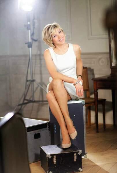 Evelyne Dhéliat - TF1