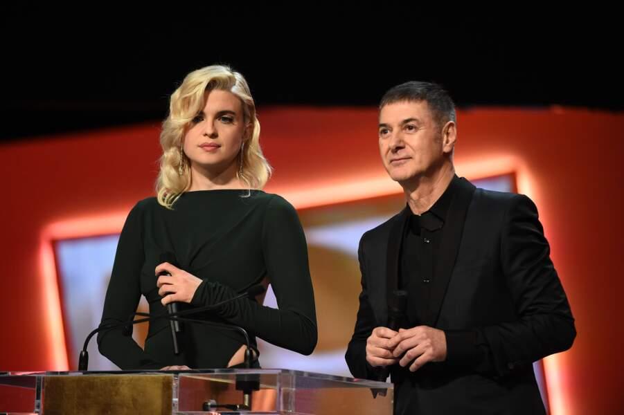 Cécile Cassel et Etienne Daho ont annoncé en chantant le César de la musique originale…