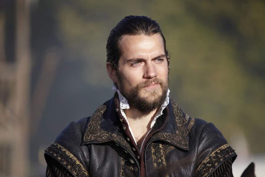De 2007 à 2010, il est Charles Brandon dans la série les Tudors