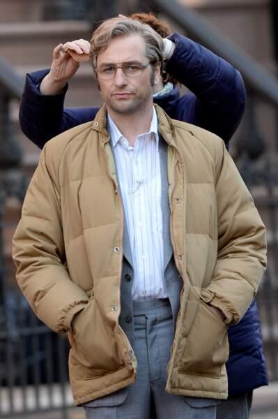 L'idée de la paternité filerait-elle des cheveux blancs à Matthew Rhys, l'acteur de The Americans ?