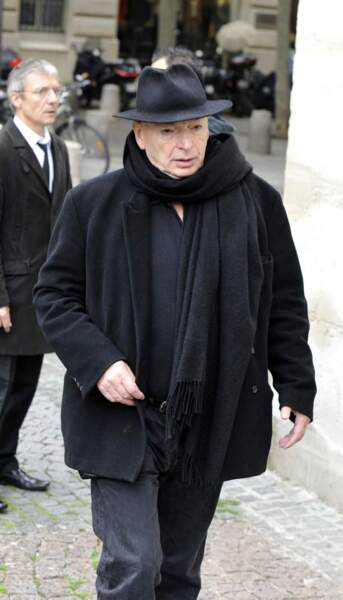 L'architecte Jean Nouvel