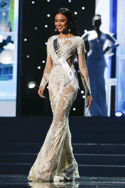 Whulandary, Miss Indonésie