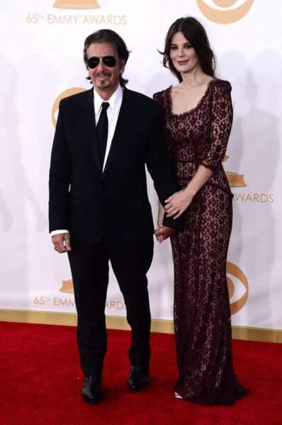 Al Pacino, un Parrain aux Emmy Awards