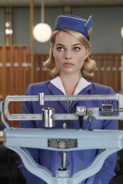 Charmante hôtesse dans la série Pan Am (2011-2012)