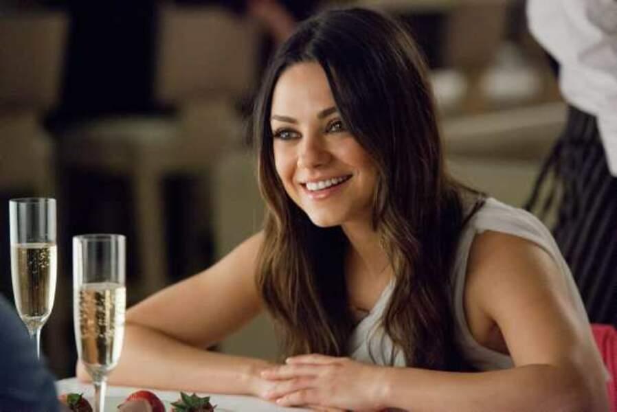 9) Mila Kunis : 8,3 millions d'euros