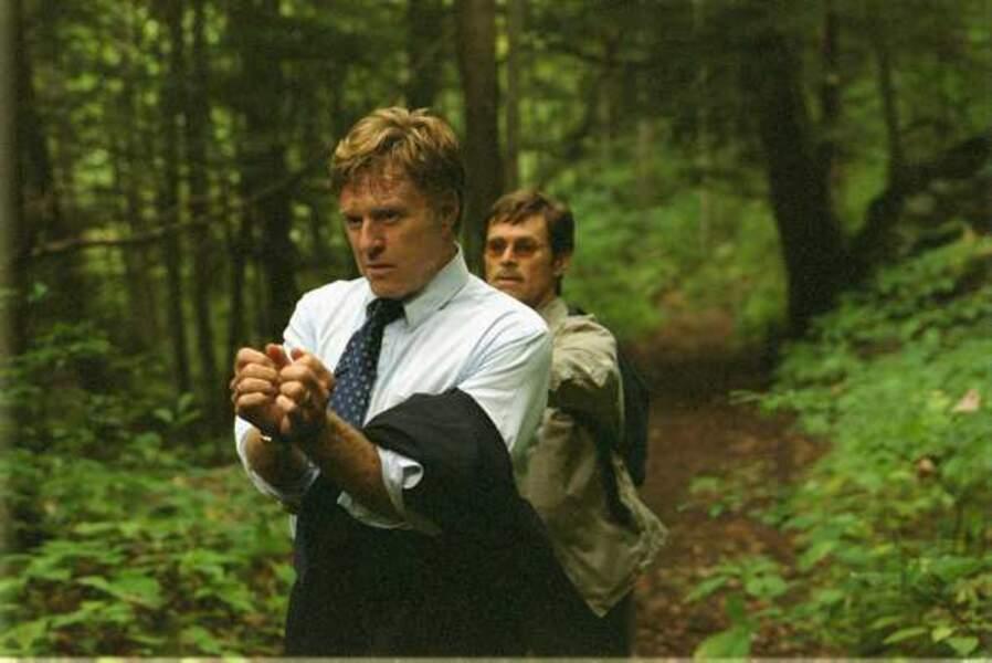 L'Elèvement, de Pieter Jan Brugge (2004). Avec Willem Dafoe