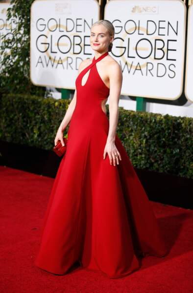 Taylor Schilling, red is the new black !