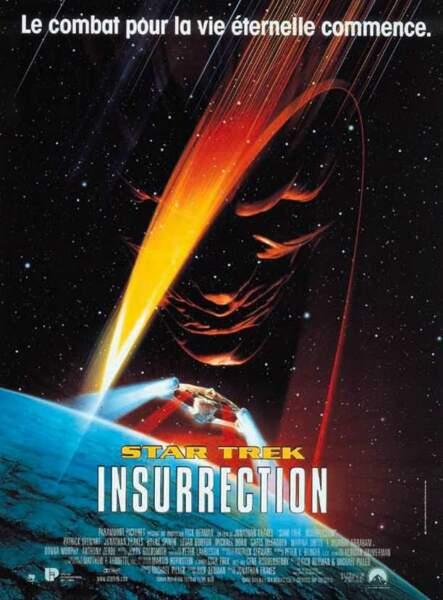 Star Trek : Insurrection (1998)