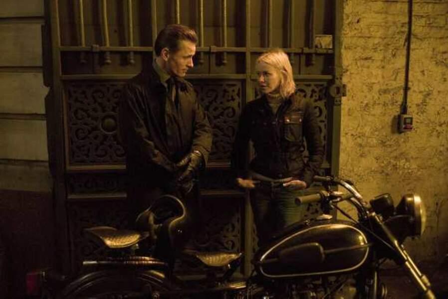 Viggo Mortensen et Naomi Watts dans Les Promesses de l'ombre (2007)