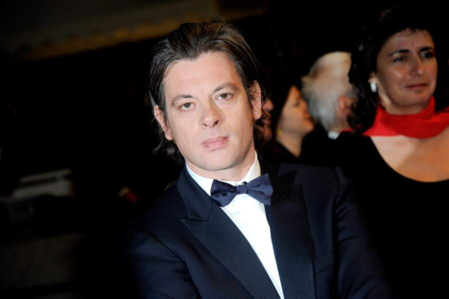 Benjamin Biolay était également de sortie pour le film d'André Téchiné...