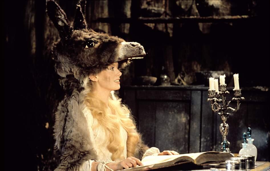 Peau d'âne de Jacques Demy (1970)