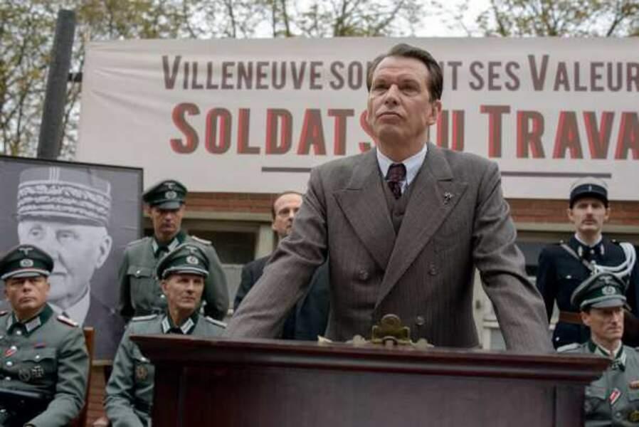 Philippe Résimont : Philippe Chassagne, le maire pétainiste