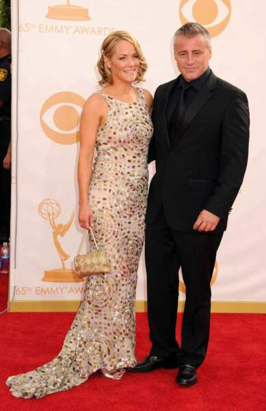 Matt LeBlanc et son ex-femme Melissa McKnight
