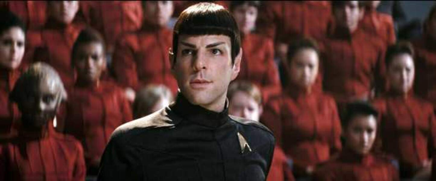Star Trek (2009) (Zachary Quinto)