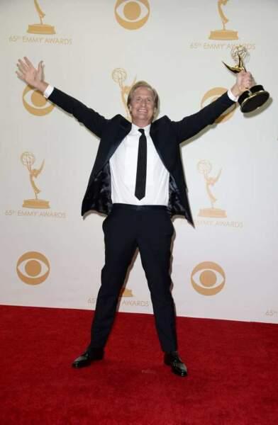 Jeff Daniels : prix du meilleur acteur dans une série dramatique pour The Newsroom