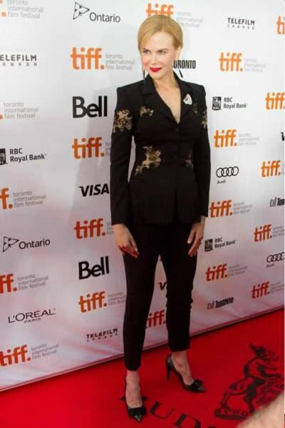 Nicole Kidman en mode Catwoman