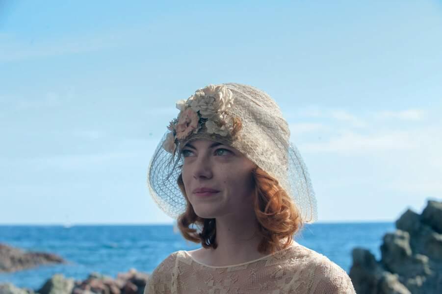 Emma Stone devient la nouvelle muse de Woody Allen dans Magic in the Moonlight (2014)