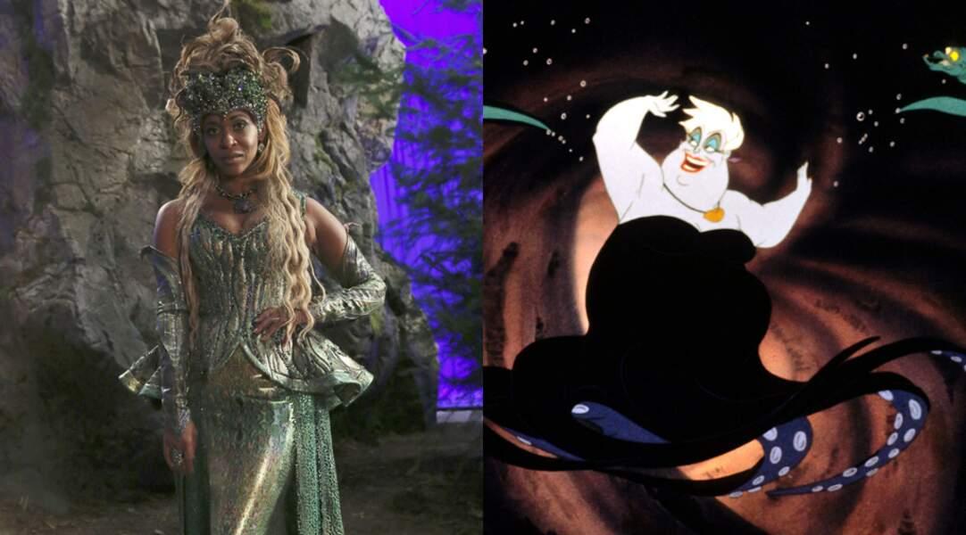 Ursula (La petite sirène)