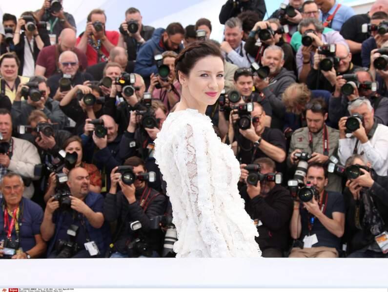 L'actrice Caitriona Balfe également au casting du film