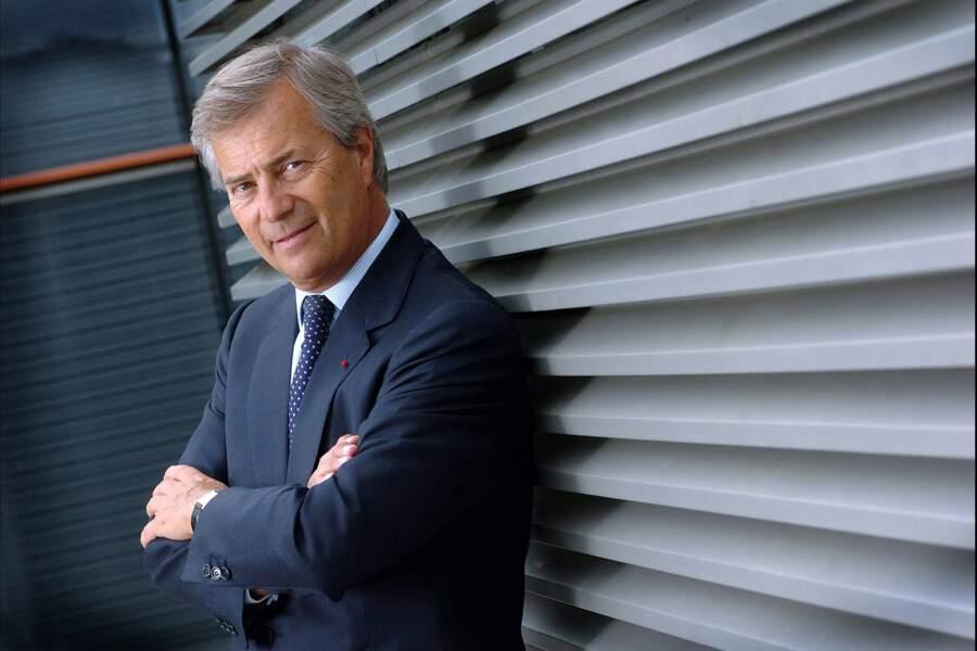 Vincent Bolloré, le tycoon de Canal+