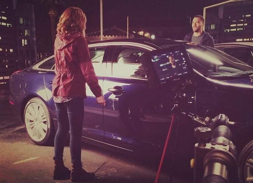 April et Jackson sont-ils en train de voler une voiture dans Grey's Anatomy ?